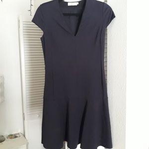 Tory Burch Navy Blue Dress sz S/P